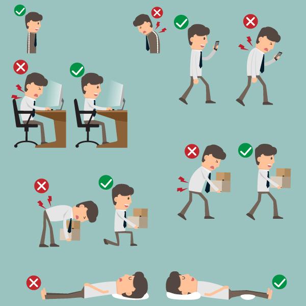 דרך הגב: טיפים יעילים לכאבי גב